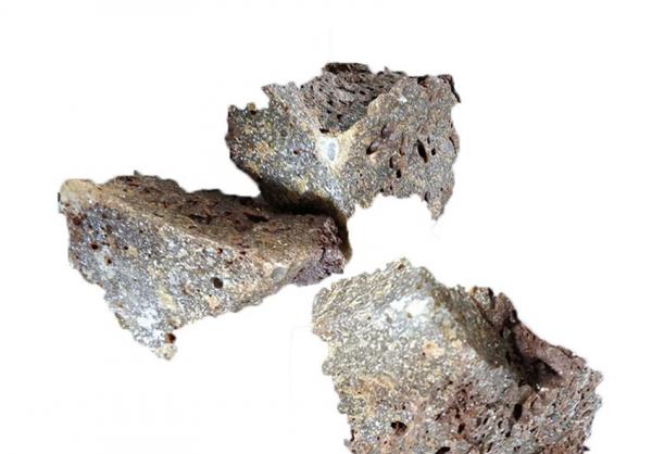 96二钙电熔镁砂